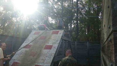 Day 2:  Confidence Obstacle Course