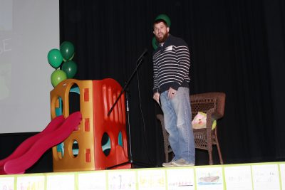 Local Author, Nick T. Keefer