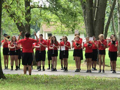 Lancer Marching Band