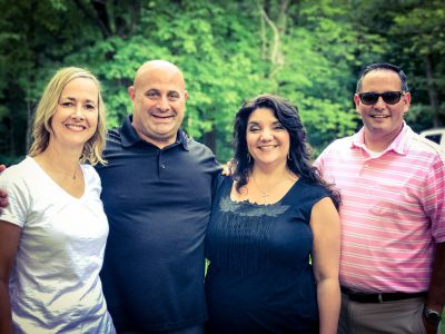 Celebrating 25 Years with NTSD:  Mr. Frank Antuono and Mrs. Lori Brunette