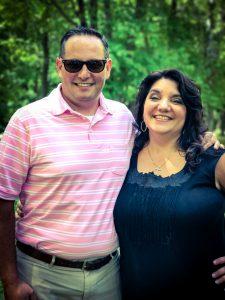 High School Principal, Mr. Luca Passarelli, and 25-Year Educator, Mrs. Lori Brunette