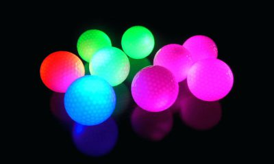 Glow Golf and Back to School Bash